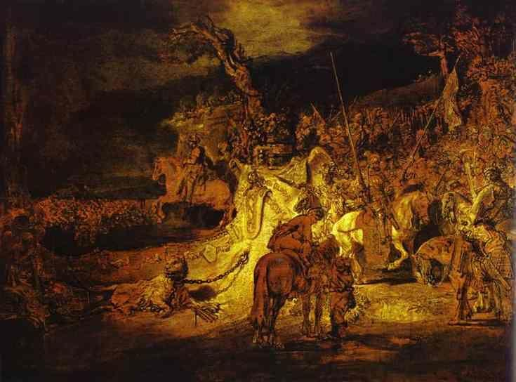 Rembrandt. The Unity (Agreement) in  the Country.