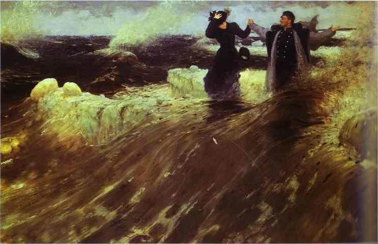 Ilya Repin. What a Freedom!.