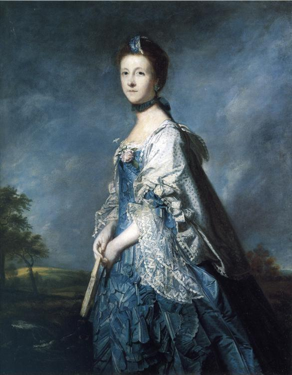 Sir Joshua Reynolds. Mrs Turnour.
