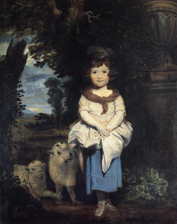 Sir Joshua Reynolds. Miss Price.