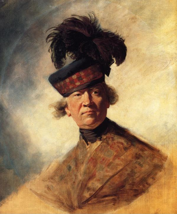 Sir Joshua Reynolds. Archibald Montgomerie,  11th Earl of Eglinton.
