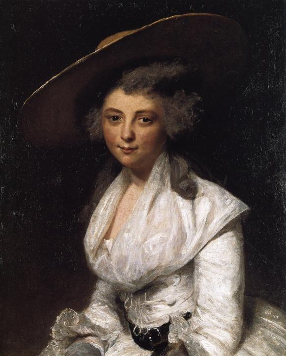 Sir Joshua Reynolds. Lady Anne Bingham.