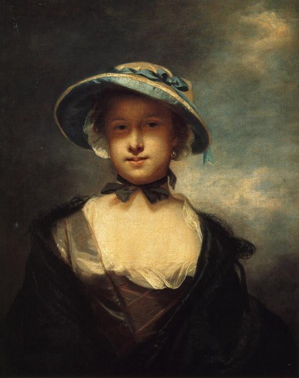 Sir Joshua Reynolds. Catherine, Lady  Chambers.