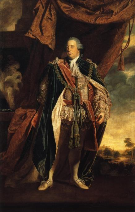 Sir Joshua Reynolds. William Augustus,  Duke of Cumberland.