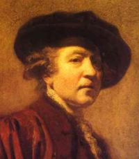 Sir Joshua Reynolds Portrait