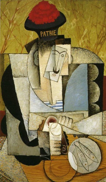 rivera124 Diego Rivera, O Muralista Mexicano
