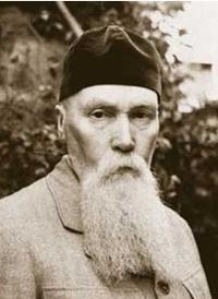 Nicholas Roerich Portrait