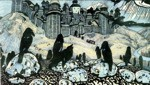 Nicholas Roerich. The Ominous.