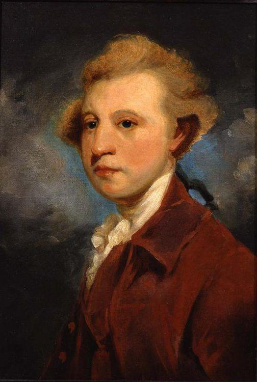 George Romney. Frederick Ponsonby, 3rd Earl of Bessborough.