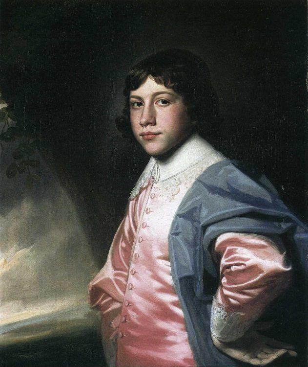 George Romney. John Sayer.