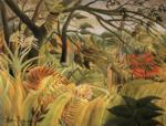 Henri Rousseau. Surprise!.