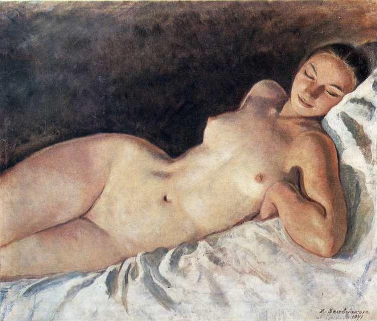 Sleeping Naked Gallery 15