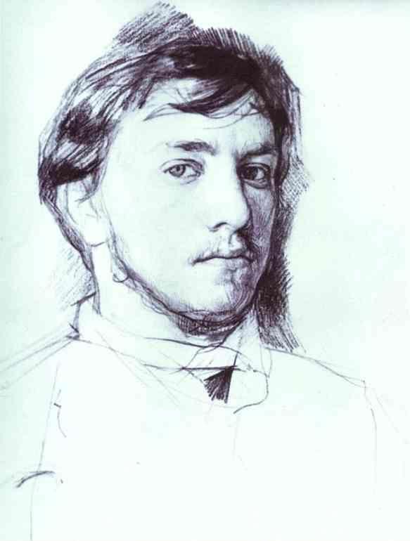 Valentin Aleksandrovich Serov - The complete works