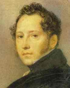 Sylvester Shchedrin Portrait