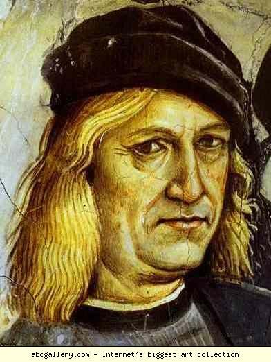 Luca Signorelli Portrait