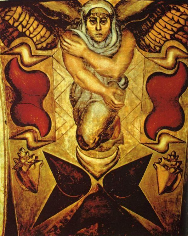 David Alfaro Siqueiros. The Elements.