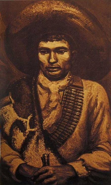 David Alfaro Siqueiros. The Revolutionary.