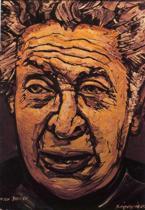 David Alfaro Siqueiros Portrait