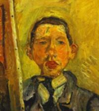 Chaim Soutine Portrait