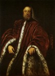 Jacopo Robusti, called Tintoretto. A Procurator of St.Mark's.