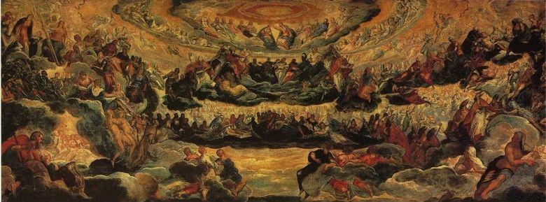 Tintoretto Paradise