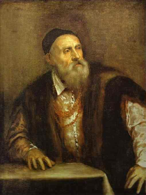 Titian. Self-Portrait.
