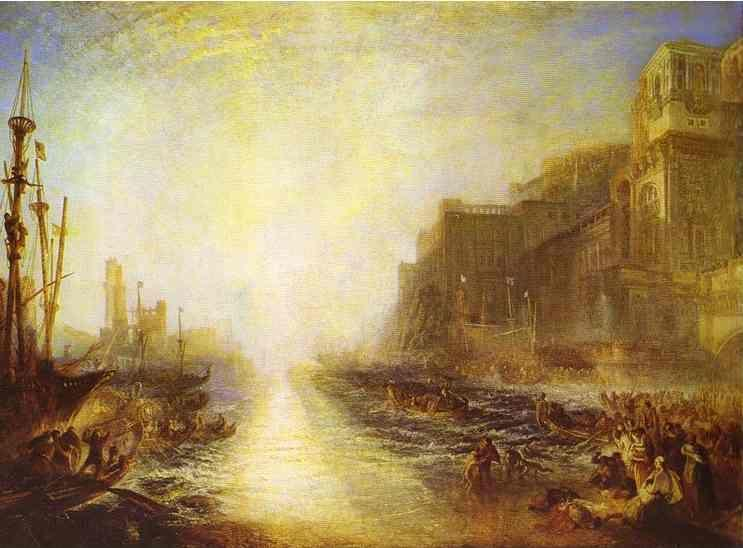 William Turner. Regulus.