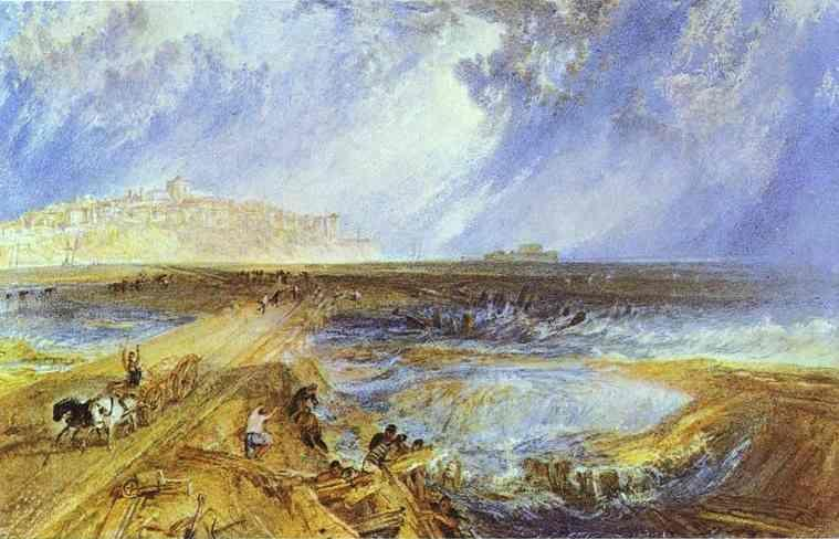William Turner. Rye, Sussex.