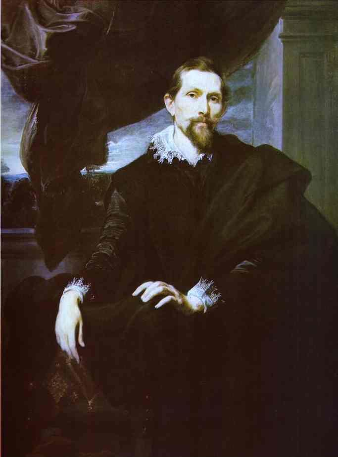 Anthony van Dyck. Frans Snyders.