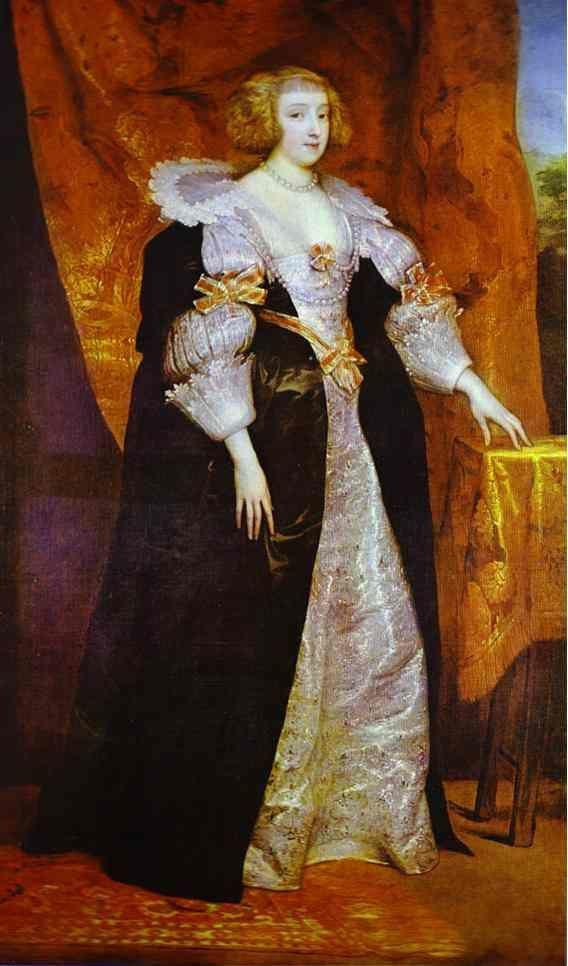 Anthony van Dyck. Portrait of an Unknown Woman.