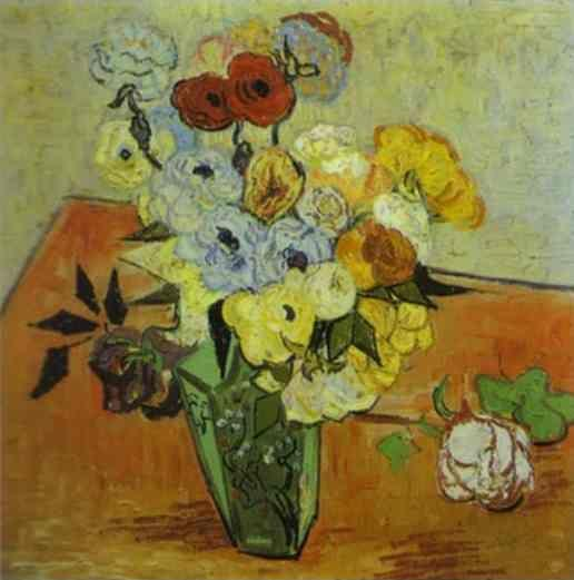 Vincent van Gogh. Roses and Anemones.