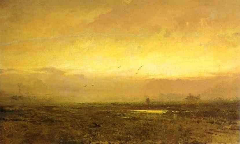 Feodor Vasilyev. Morning.