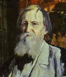 Victor Vasnetsov Portrait
