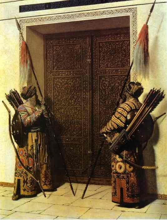 Vasily Vereshchagin. The Doors of Tamerlane.