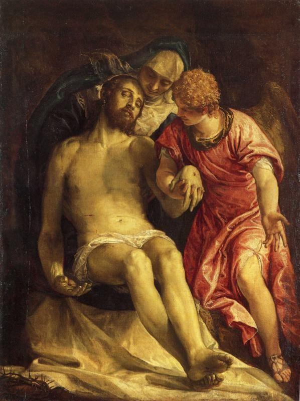 Paolo Veronese. Lamentation of Christ.