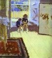 Edouard Vuillard. Children in a Room.
