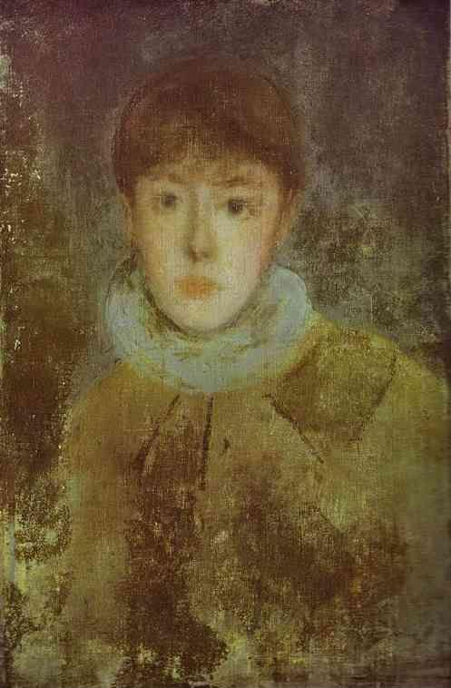 James Abbott McNeill Whistler. Maud Franklin.