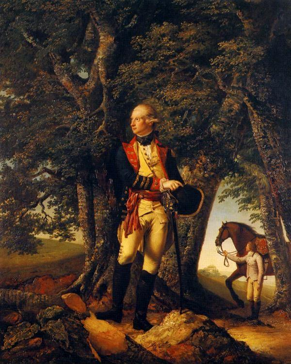 Joseph Wright of Derby. 'Captain' Robert Shore Milnes.